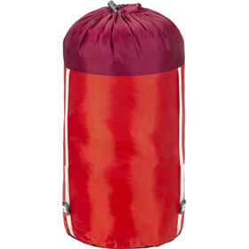 VAUDE Sioux 800 S Syn Slaapzak, dark indian red